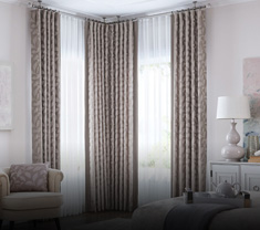 window-treatments CUSTOM DRAPERIES