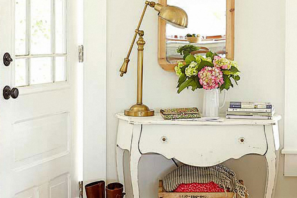 No Entryway? No Problem! Here are 5 Beautiful Solutions!